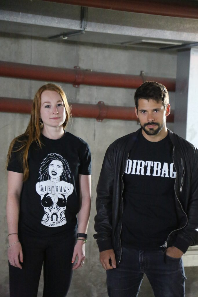 Dirtbag merch