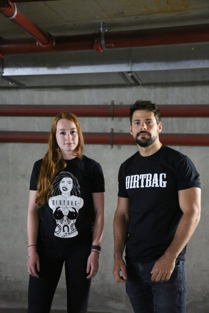 Dirtbag t-shirts